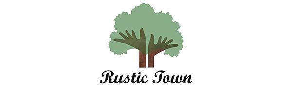 Rustic Town Logo