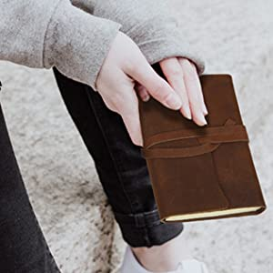 Antique Handmade leather journals Fair Design Diary Men Women Travel Diary Notebooks Write in Art