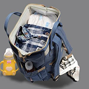 high quality Baby Diaper Bags bagpack