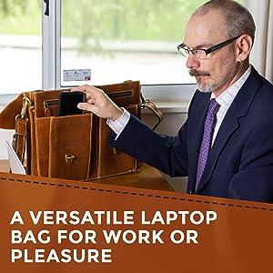 Versatile Laptop Bag