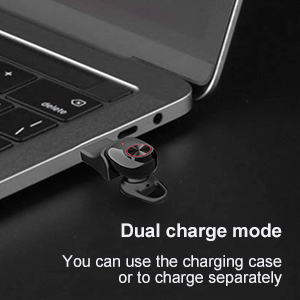 Dual charge mode