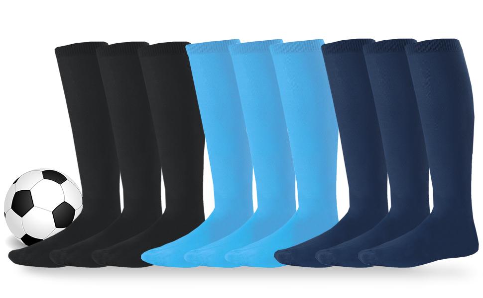 soccer socks, sports socks, cushion socks