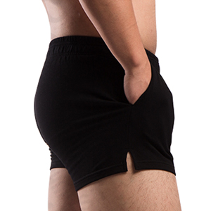 "Amazon.com: MUSCLE ALIVE Mens Workout Shorts 3"" Inseam 95%"