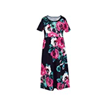 Item : Summer Matching Mom Daughter Floral Dress Family Look Mom And Daughter Vestido