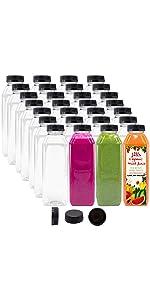 empty juice plastic milk bottles with lids small plastic bottles with lids