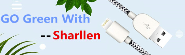 iPhone Charging Cable by Sharllen