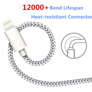 Use It Safety by iPhone Charger Cable