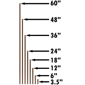 Minka-Aire, F727-DK, Ceiling Fan, Brown, Distressed Koa, Ceiling Fan, Living Room Fan, Bedroom Fan