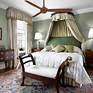 Minka-Aire, Ceiling Fan, F727-DK, Brown, Distressed Koa, Ceiling Fan, Living Room Fan, Bedroom Fan