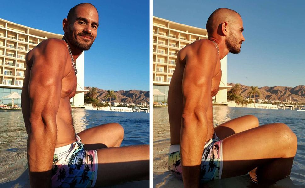 Taddlee Men's Swimwear Boxer Cut Swim Brief Bikini Trunks Board Shorts Swimsuits