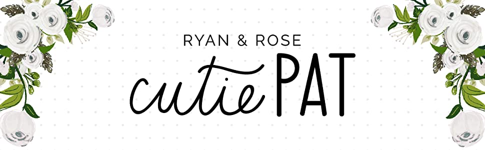 Ryan and Rose Cutie PAT Pacifier Grey Stage 1