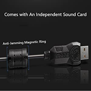Independent Sound Card