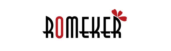 Amazon.com: ROMEKER - Juego de cuchillos de cocina (6 piezas ...
