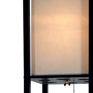 tall shelves for bedroom shelf floor lamp with shade shelf floor lamp black home lamps living room