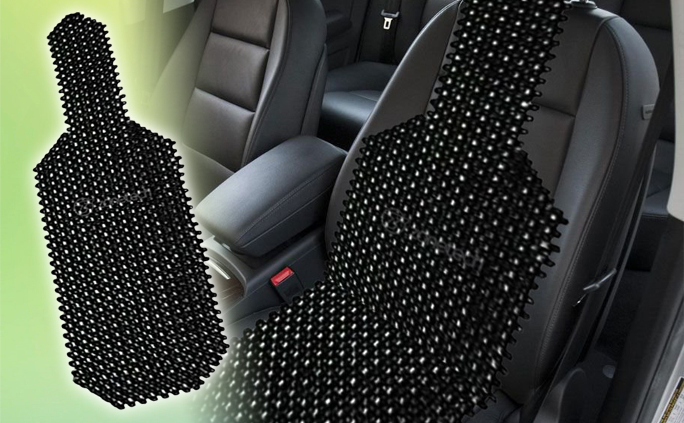 Premium Quality Beaded Seat Cushion