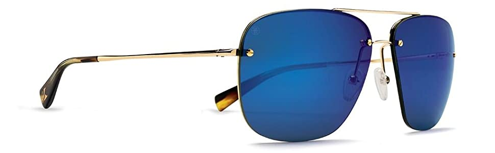 68d3b04596 Amazon.com  Kaenon Coronado Metal Sunglasses (Gold Tortoise