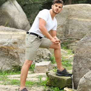 outdoor shorts with pockets