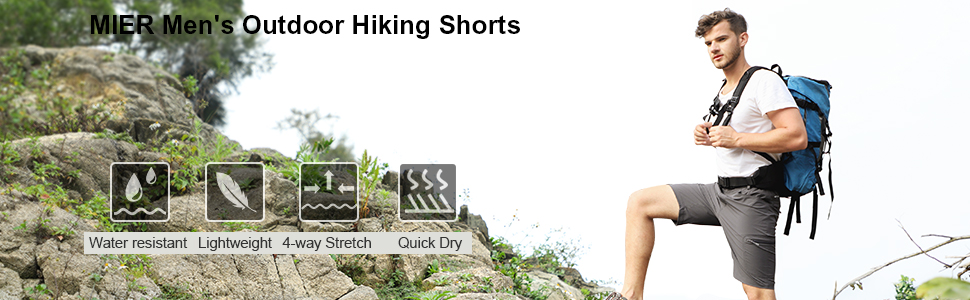 men travel shorts quick dry