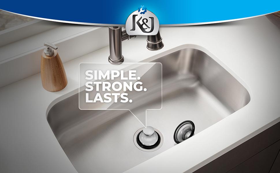 kitchen sink plug