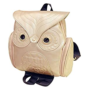 Magical Owl Shoulder Bags For Women/ Large Capacity Shopping Bags Perfect For Shopping//Laptop//School Books//Travel//Fitness Storage