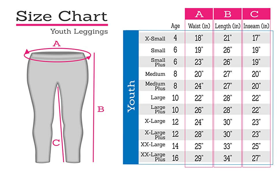 59403f22732a7 Amazon.com: Girl's and Women's Premium Footless Leggings | Stretch ...