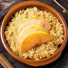 cinnamon quinoa