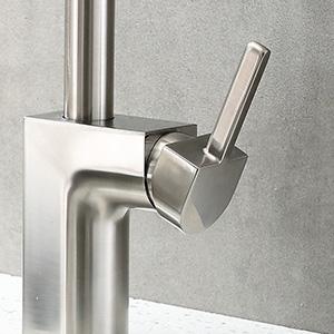 touch faucet