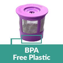 BPA free k cups keurig purehq