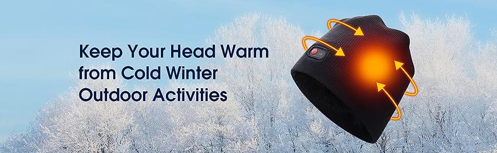 heated hats