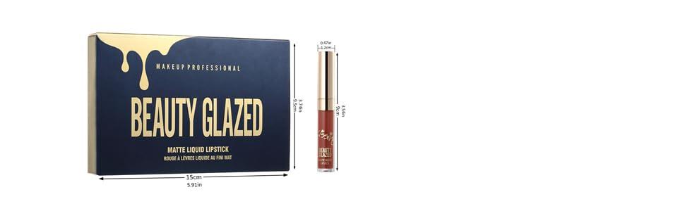 Beauty Glazed lipgloss