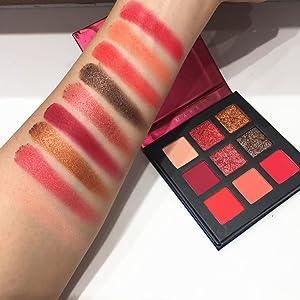 9 Colors Eyeshadow Palette