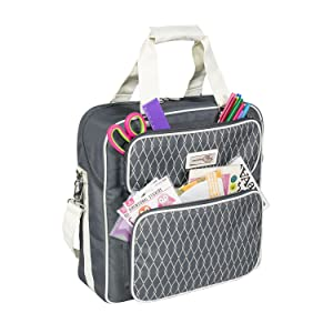 scrapbooking case compatible with standard iris box