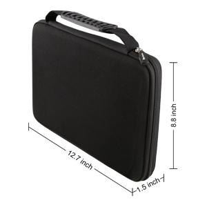 Amazon.com: Aproca - Carcasa rígida compatible con teclado ...