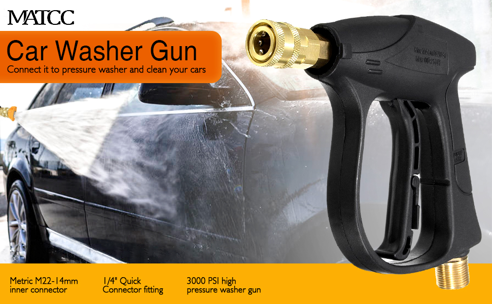 foam gun