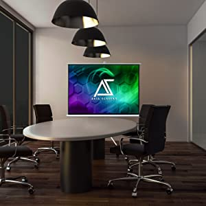 tripod projection screen portable projector screen projector screen stand video projector screen