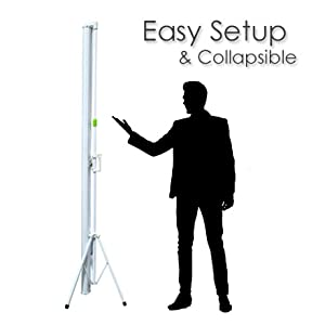 Portable Projector Screen with Tripod video Projector Screen Projector Screen with stand