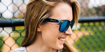 Knockaround Fort Knocks Polarized Sunglasses For Men & Women, Full UV400 Protection