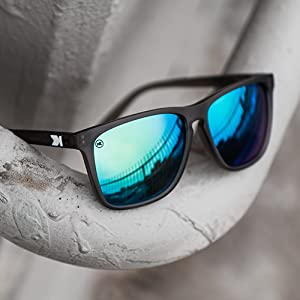 fb077fe6a4ef Amazon.com  Knockaround Fast Lanes Unisex Sunglasses With UV400 ...