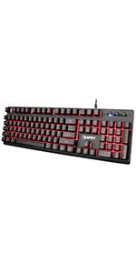 K50 gaming keyboard