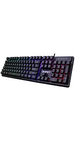K10 gaming keyboard