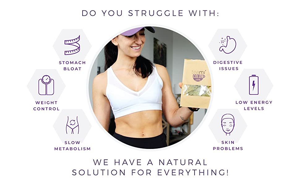 struggles Detox Tea Weight Loss Cleanse