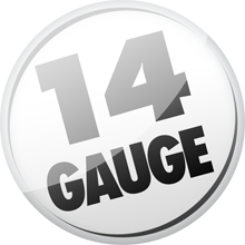 14 gauge speaker wire