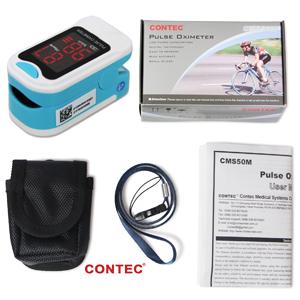 Amazon.com: Monitor de saturación de oxígeno sanguíneo con ...