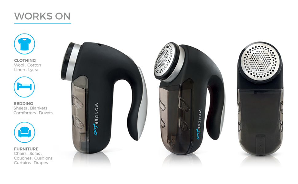 The Most Effective Fabric Shaver On The Market For Clothing, Bedding U0026 All  Types Of Furniture! Pictures