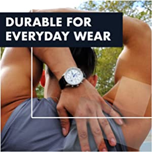 Durable For Everyday Wear