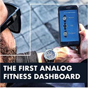 The First Analog Fitness Dashboard