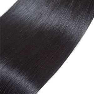 Faddishair Straight Hair Bundles 100% Unprocessed Brazilian Hair Virgin Hair Human Hair Bundles
