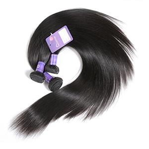 faddishair straight hair bundles brazilian human hair bundles 100% unprocessed virgin hair bundles
