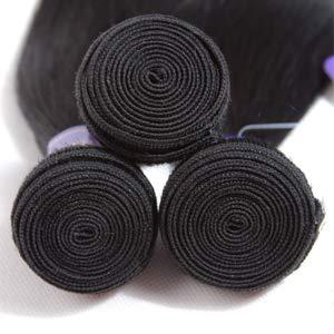 Faddishair straight hair bundles brazilian hair bundles 100% virgin hair 7A human hair bundles