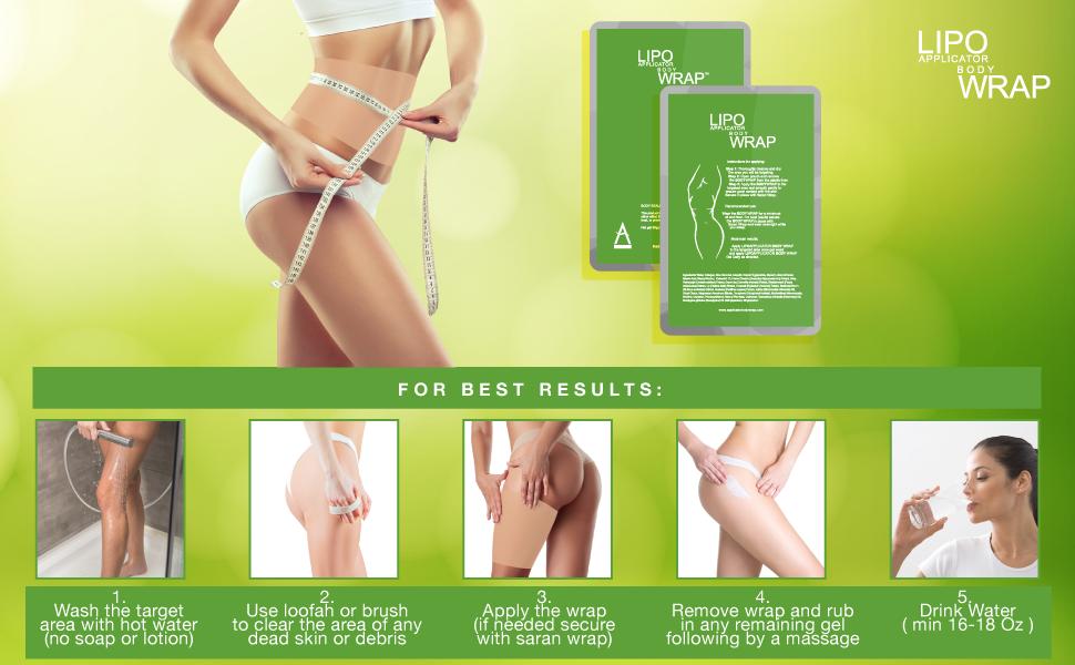 anti cellulite wraps